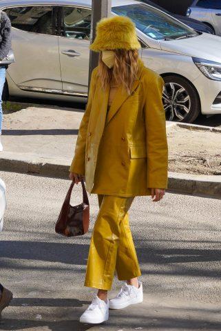 total look amarillo