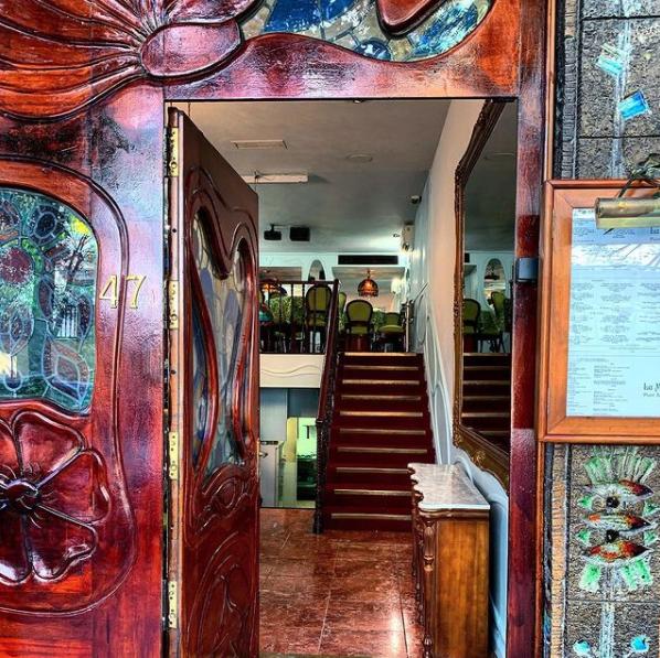 restaurantes sostenibles La Modernista