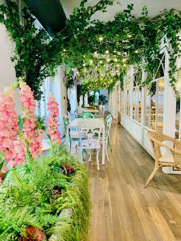restaurantes sostenibles La Rollerie