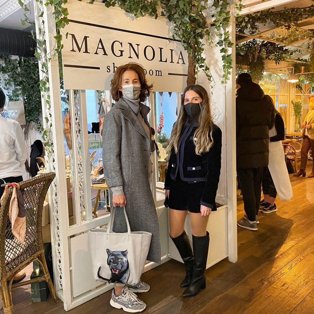 Magnolia con La Rollerie