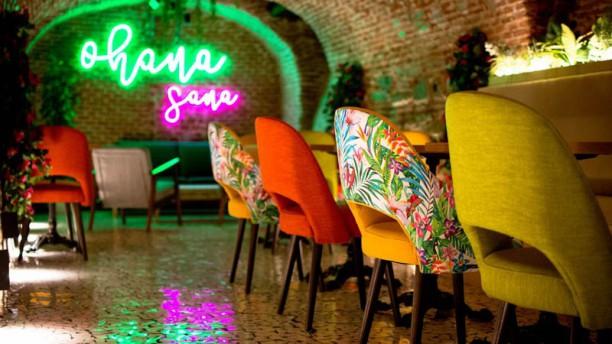 Restaurantes sostenibles Ohanasana