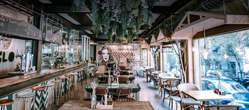 Restaurantes sostenibles Superchulo Madrid