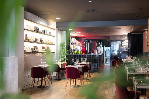 restaurantes sostenibles Madrid