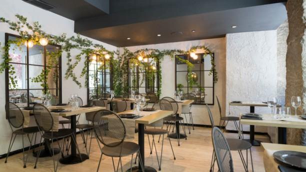 restaurante sostenible Zest
