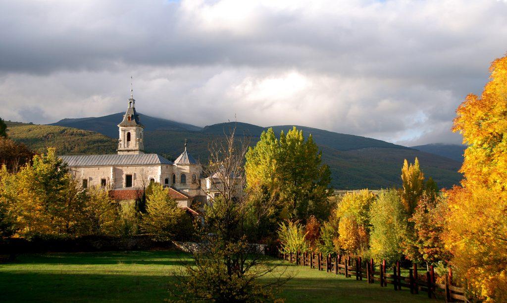 Rascafría en la Sierra de Madrid