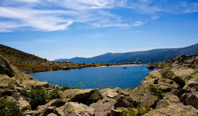 Las Lagunas de Peñalara en la Sierra de Madrid