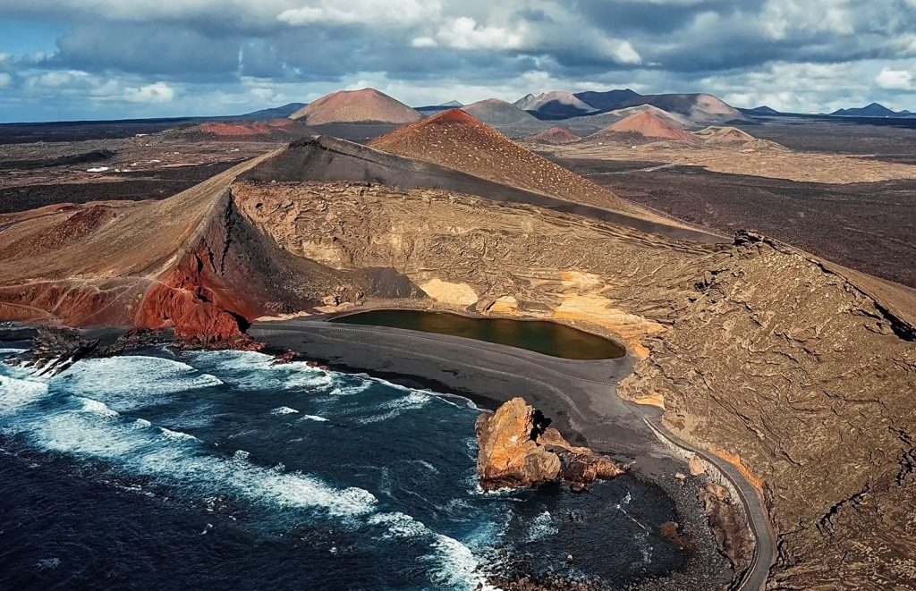 paisajes naturales en islas canarias