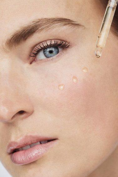 retinol skincare