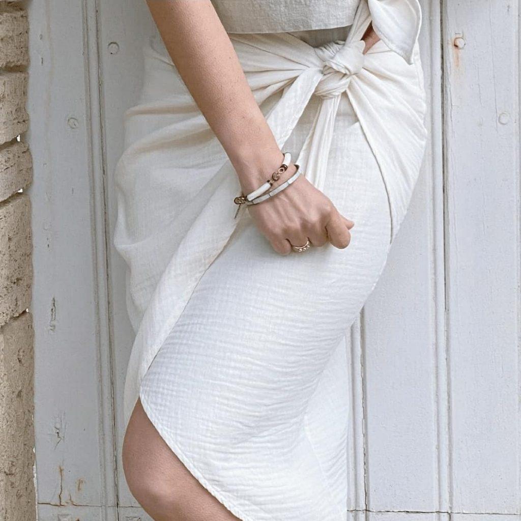 falda de verano